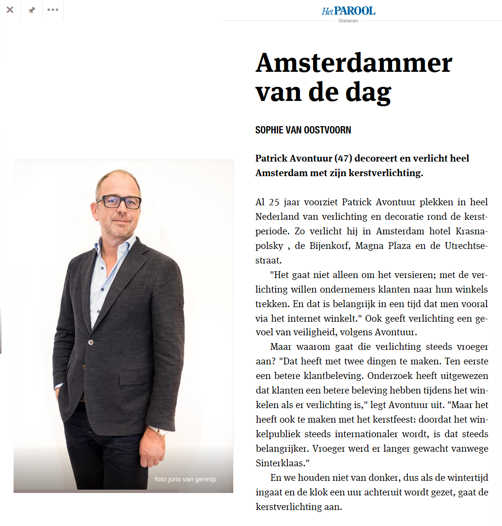 Avontuurnewsroom-Avontuur - Avontuur Blachere - NL